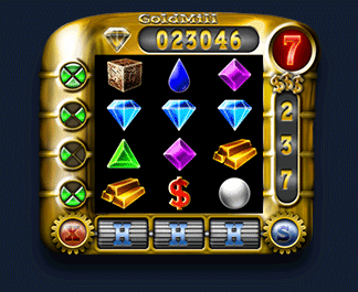 Goldmine mobile slot